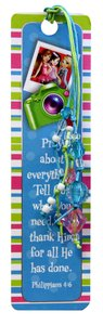 Bookmark Beaded: Prayer About Everything (Little Miss Grace)