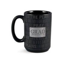 Badge of Faith Ceramic Mug: Graduate