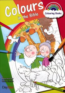 Colours In The Bible Rainbow Colouring Book Series
