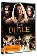 DVD Bible, The: Epic Mini-series, The (4-dvd Set)