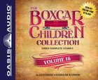 Bcca (Unabridged, 6cds) (Volume 16) (Boxcar Children Audio Series)