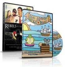 40 Days in the Word: Bible Boat & Rebels Curriculum Bundle