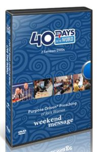 40 Days in the Word (7 Dvds)