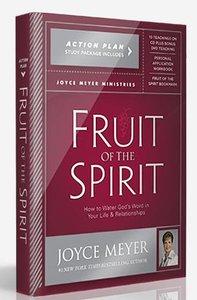 Fruit of the Spirit Action Plan (Incl Dvd, 7 Teachings On Cd, Workbook & Bookmark)