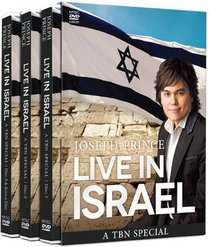 Live in Israel: A Tbn Special (4 Dvds)