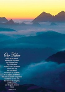Poster Large: Our Father
