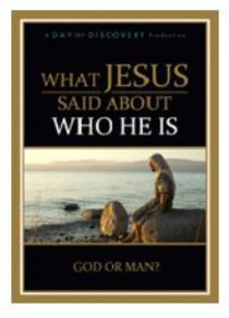 What Jesus Said About Who He is