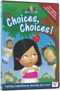 Choices, Choices! (#15 in Cherub Wings (Dvd) Series)