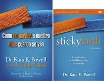 Sticky Faith Pack (Inludes Book And Dvd Study)