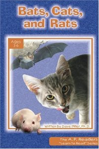 Bats, Cats, and Rats (A P Reader Series)