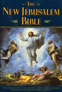 The New Jerusalem Bible Regular Edition