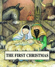 The First Christmas (Bible Pebbles Series)