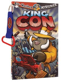 King Con (#06 in Bill The Warthog Mysteries Series)
