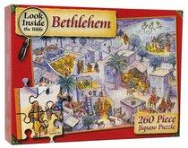 Look Inside Bethlehem Jigsaw (260 Pieces)