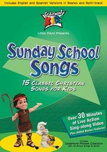 Sunday School Songs (Kids Classics Series)