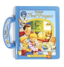 Babys First Prayers (Carry Along Case)