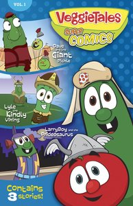 Veggie Tales Supercomics (Volume 1) (#01 in Veggie Tales Supercomics Series)