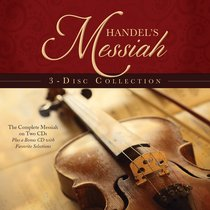 Handels Messiah Collection (3cds)