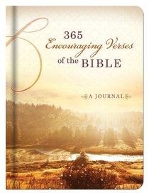 365 Encouraging Verses of the Bible Devotional Journal