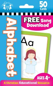 Flash Cards: Alphabet (Age 5+) (Pk 50 )
