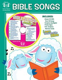 Bible Songs Workbook & CD: Learn the Books of the Bible