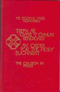 The Church in Wales: The New Eucharist (Pew Edition)