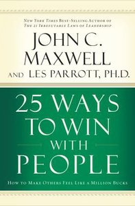 25 Ways to Win With People (Unabridged, 8cds)