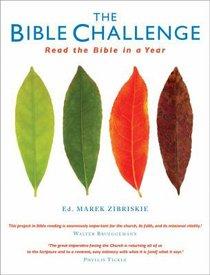 The Bible Challenge
