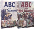 ABC Bible Concertina Old and New Testament 2-Pack (2 Vols)