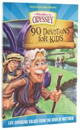 Aio 90 Devotions For Kids in Matthew (Adventures In Odyssey Imagination Station Series)