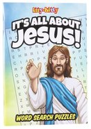 Activity Book Its All About Jesus (Itty Bitty Bible Series)