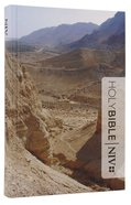 NIV Popular Compact Bible Dead Sea Canyon
