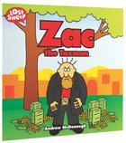 Zac, The Taxman (Lost Sheep Series)