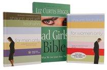 Mixed Three Book Pack