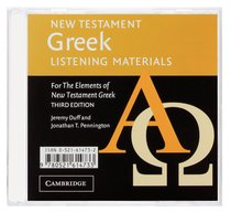 Listening Material For Elements of New Testament Greek (3rd Edition)