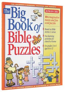 The Big Book of Bible Puzzles