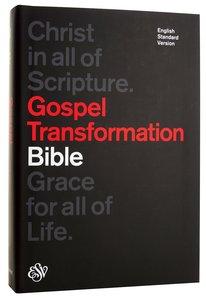 ESV Gospel Transformation Bible Black