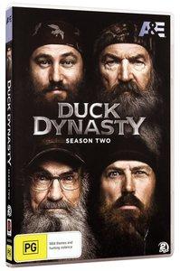 Season 2 (2 DVD Set) (#02 in Duck Dynasty Series)
