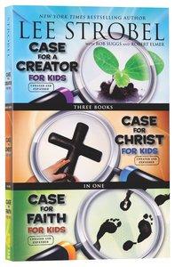 Case For Kids 3in1 (Christ, Creator & Faith)