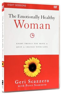 Emotionally Healthy Woman (Dvd Study)