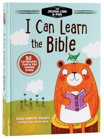 I Can Learn the Bible - Joshua Code For Kids:52 Devotions