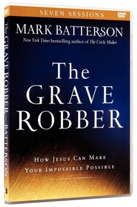 The Grave Robber (Dvd)