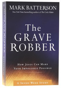 The Grave Robber (Curriculum Kit)