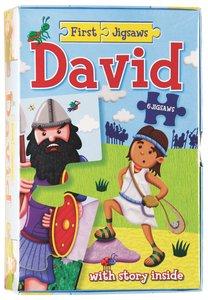 First Jigsaws: David