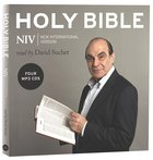 NIV Holy Bible Complete Mp3 Audio Bible (Read By David Suchet)