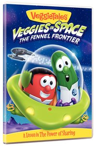 Veggie Tales #55: Veggies in Space-Fennel Frontier (#55 in Veggie Tales Visual Series (Veggietales))