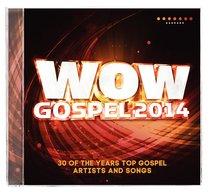 Wow Gospel 2014 Double CD
