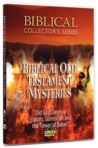 Biblical Old Testament Mysteries (#01 in Biblical Collector Series 1)
