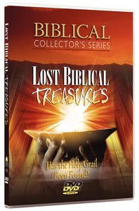 Lost Biblical Treasures (#02 in Biblical Collector Series 4)