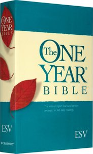 The ESV One Year Bible